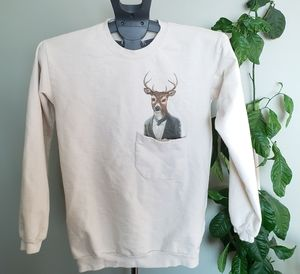 CLEARANCE!! Migration Deer front pocket